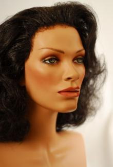 Paula Cameo - Female,  Mannequin Head