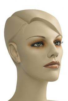 """Pola S"" - Female, Mannequin Head with Make-up"