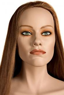 Ramona - Mannequin Head, Female