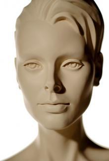 Susan S Two - Mannequin Head, Female