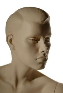 Tess S Two - Mannequin Head, Female