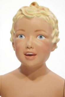 Baby - Neutral,  Mannequin Head