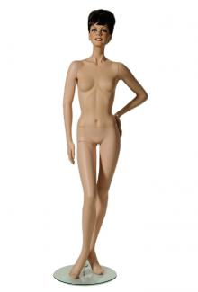 C5 with Sonja Head - Female, Standing Mannequin Body