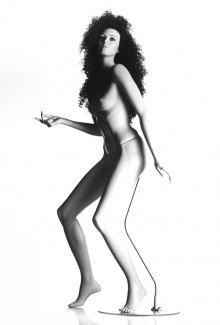 FEV2 - Female, Dancing, Standing Mannequin Body