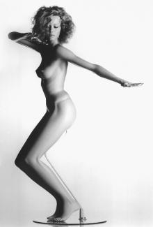 FEV6 - Female, Dancing, Standing Mannequin Body