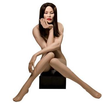 Mannequin Manufacturer Vaudeville Realistic Female Mannequin for sale