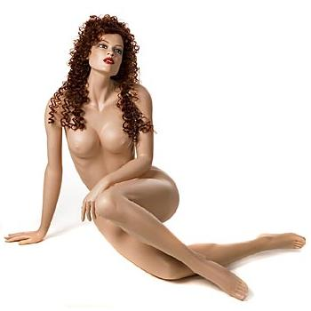 Sexy Voluptuous Pin Up Girls Female Mannequins for sale Sin Collection of Female Mannequins