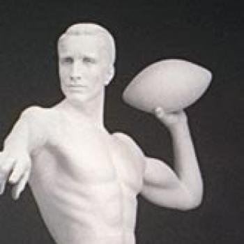 Football mannequin : Sportforms Collection of Male Mannequins
