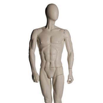 Male mannequins for museums from The Vaudeville Mannequin Company