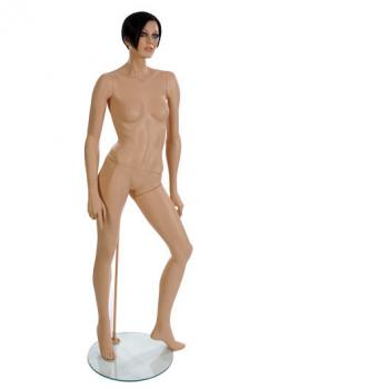 Realistic female retail mannequin for sale Photogenic Collection of Female Mannequins