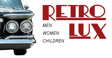 Retrolux Collection of Male, Female & Kids Mannequins